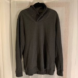 Old Navy Button Collared Sweater Size XL